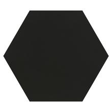 Revestimento Decorativo Porcelanato Hexa Black 17,4x17,4cm Portinari