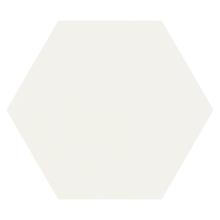 Revestimento Decorativo Porcelanato Hexa White 17,4x17,4cm Portinari