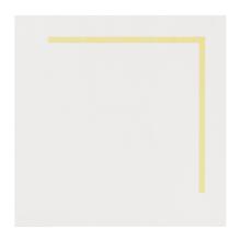 Revestimento Decorativo Novita GNT Amarelo Gabriella