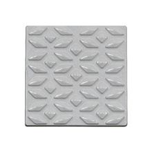 Revestimento Externo Cimento Arabic Cinza 20x20cm Revest L'Art