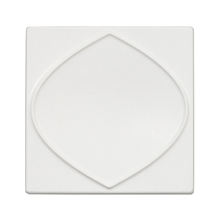 Revestimento Externo Cimento Bagda Marfim 20x20cm Revest L'Art
