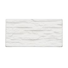 Revestimento Externo Cimento Europedra Marfim 11,4x22,8cm Revest L'Art