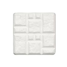 Revestimento Externo Cimento Geopedra Marfim 11,5x11,5cm Revest L'Art