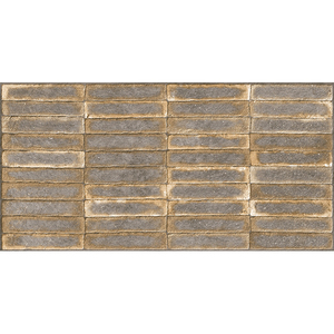 Revestimento Externo Mattone Antico 51x103cm Lanzi