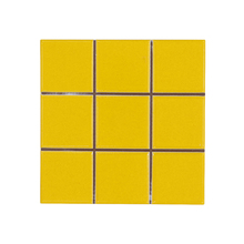 Revestimento Externo Cerâmica Multiplus Amarelo 20,3x20,3cm Ceral