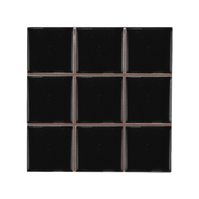 Revestimento Externo Cerâmica Multiplus Preto 20,3x20,3cm Ceral
