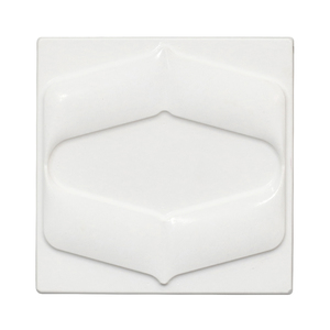 Revestimento Externo Cimento Petali Marfim 20x20cm Revest L'Art