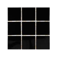 Revestimento Externo Cerâmica Preto 30,7x30,7cm Ceral