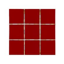 Revestimento Externo Cerâmica Vermelho 30,7x30,7cm Ceral