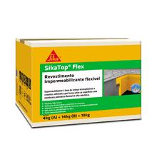 Revestimento Impermeabilizante Top Flex Sika