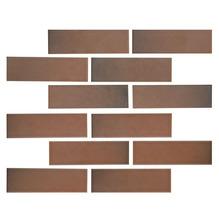 Revestimento Externo Natura 5x15cm Brick England Acetinado Bold PEI 3 Caixa 1,4m² Portobello