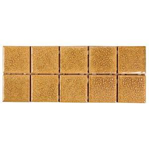 Revestimento Externo Pampulha 7,5x7,5cm Bege Topázio Brilhante Bold PEI 0 Caixa 2m² Portobello