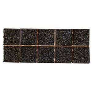 Revestimento Externo Pampulha 7,5x7,5cm Verde Itacolomy Brilhante Bold PEI 0 Caixa 2m² Portobello