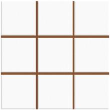 Revestimento para Fachada e Piscina Brilhante Multiplus Branco 18100075 20,3x20,3cm Ceral