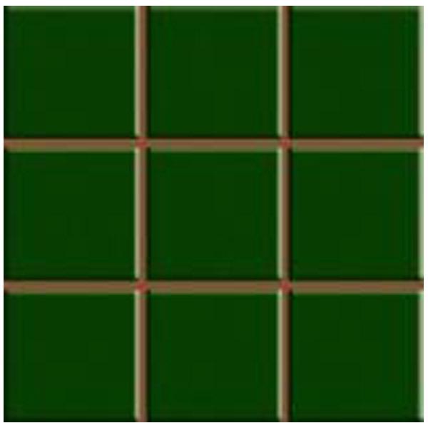 Revestimento para fachada e piscina multiplus verde musgo for Piscina 6 x 3