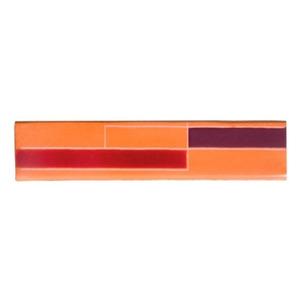 Revestimento para Fachada Acetinado Retro Roxo 05x24cm Fênix