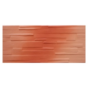 Revestimento para Fachadas 8060 Terracota Salmon 12,5x26,1cm Pierini