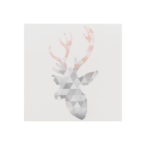 Revestimento para Parede Retangular Cerâmica Cervo 20x20 Artens