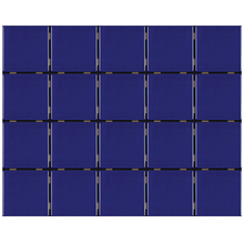 Revestimento para Piscina Azul Naval LP 7,5x7,5cm Eliane