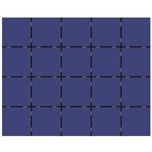 Revestimento para Piscina Azul Safira 7,5x7,5 Eliane