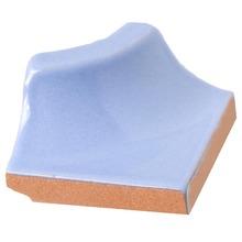 Revestimento para Piscina Brilhante Azul Laguna Liso 2,5x2,5cm Eliane