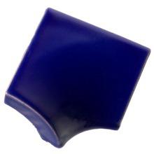Revestimento para Piscina Brilhante Azul Naval Liso 2,5x2,5cm Eliane