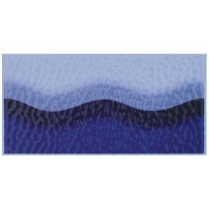 Revestimento para Piscina Brilhante Azul Onda Taquari C 10x20cm Eliane