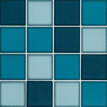 Revestimento para Piscina Cerâmica Colorbox Maxi Azul 19x19cm Eliane