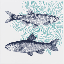 Revestimento para Piscina Cerâmica Fish Verde 20x20cm Eliane