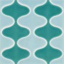 Revestimento para Piscina Cerâmica Geomarine Bow Agua Azul 19x19cm Eliane