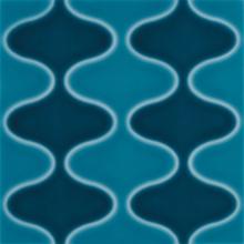 Revestimento para Piscina Cerâmica Geomarine Bow Azul 19x19cm Eliane