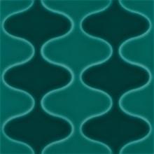 Revestimento para Piscina Cerâmica Geomarine Bow Verde 19x19cm Eliane