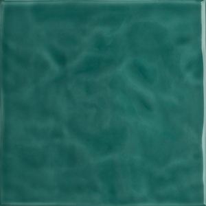 Revestimento para Piscina Verde Jade Onda 20x20cm Eliane