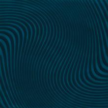 Revestimento para Piscina Cerâmica Wave Azul Petroleo 20x20cm Eliane