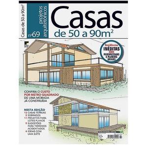 Revista Casas de 50 a 90m²