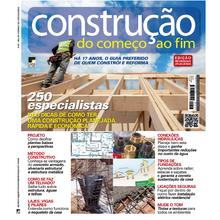Revista Construção do Começo ao Fim 2014