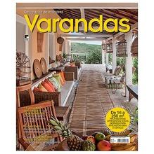 Revista Decoração de Interiores Varandas