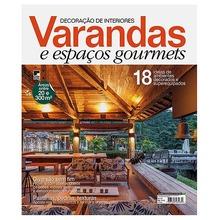 Revista Decoração de Interiores Varandas e Espaços Gourmets