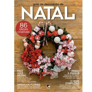 Revista Guia Decoração Natal 2017