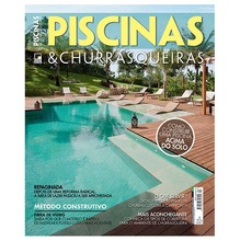Revista Piscinas e Churrasqueiras