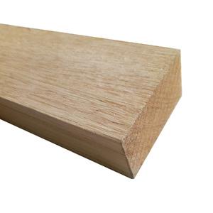 Ripa de Madeira Eucalipto 250x2,5x2,5cm
