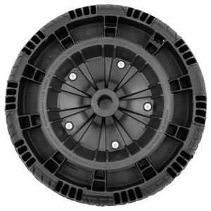 "Roda Flexível Aro 1"" 25mm Construmarcas"