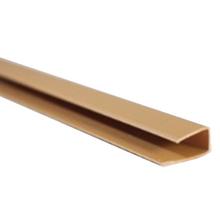 Rodaforro U Rígido de PVC Cerejeira 4m Real PVC