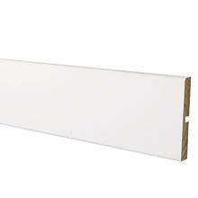 Rodameio Universal  Madeira laqueada 9,5x1,5x2,40cm Moldurama