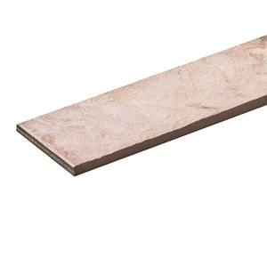 Rodapé 8 x 45 cm Porcelanato Rústico Element Noce Portinari