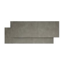 Rodapé Coordenado Porcelanato Cemento Concreto 10x84cm Elizabeth