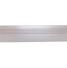 Rodapé Coordenado Porcelanato Sensitive Fendi 14,5x60cm Eliane