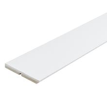 Rodapé de MDF Ultra Branco RP15A Clean Premium 14x240cm Artens