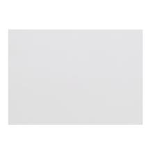 Rodapé Madefibra Ultra Laca Branca Premium 14x240cm Artens