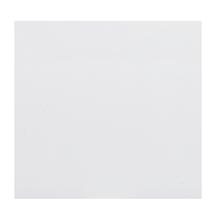 Rodapé Madefibra Ultra Laca Branca Premium 19x240cm Artens